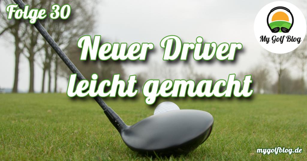 driver neu golf